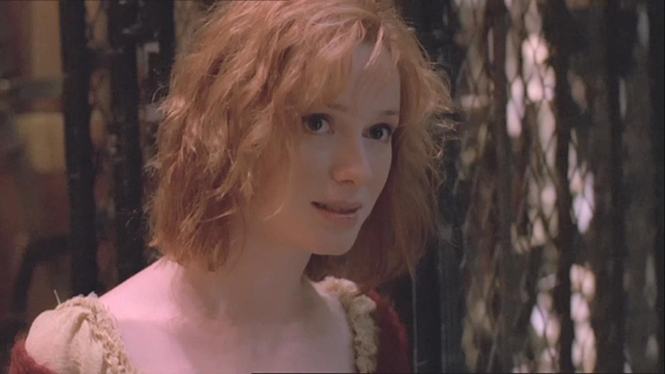 Christina hendricks starts campaigning for her next role for The hendricks