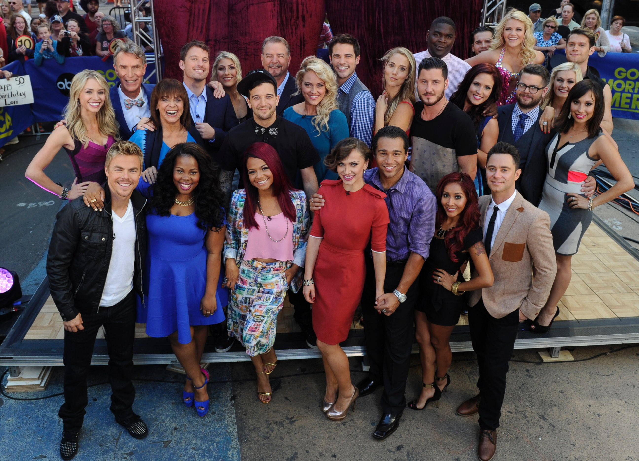 Dancing with the Stars Season Cast