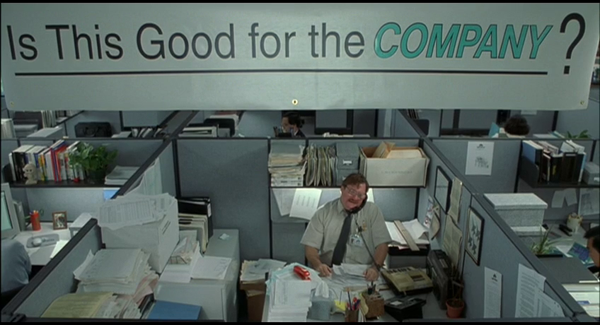 Office space good company
