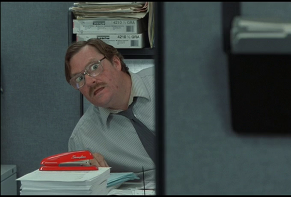 Natural born reviewers office space 1999 anibundel for Office space pics