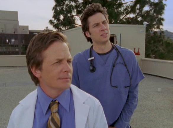 Scrubs Casey & JD