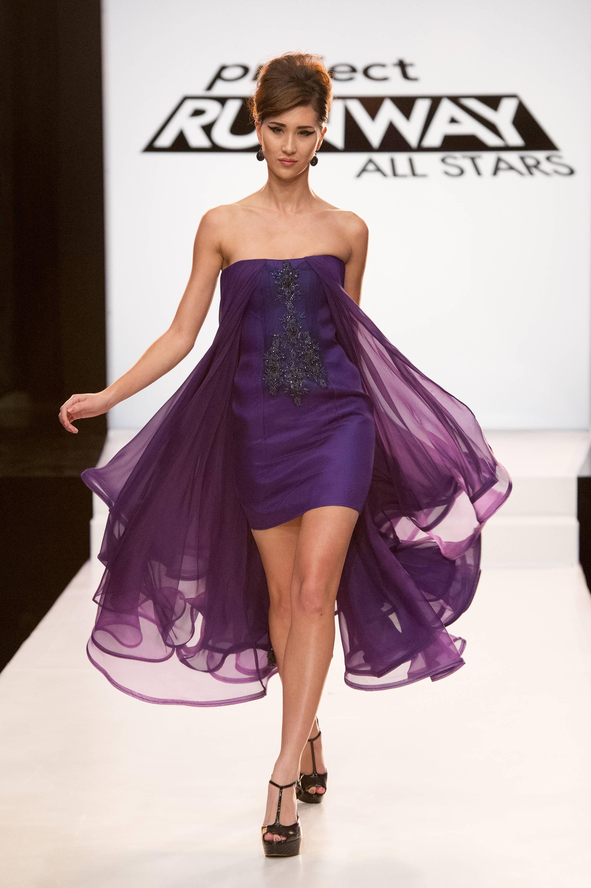 Project Runway All Stars Season 3 Marge Vs The Monorunway