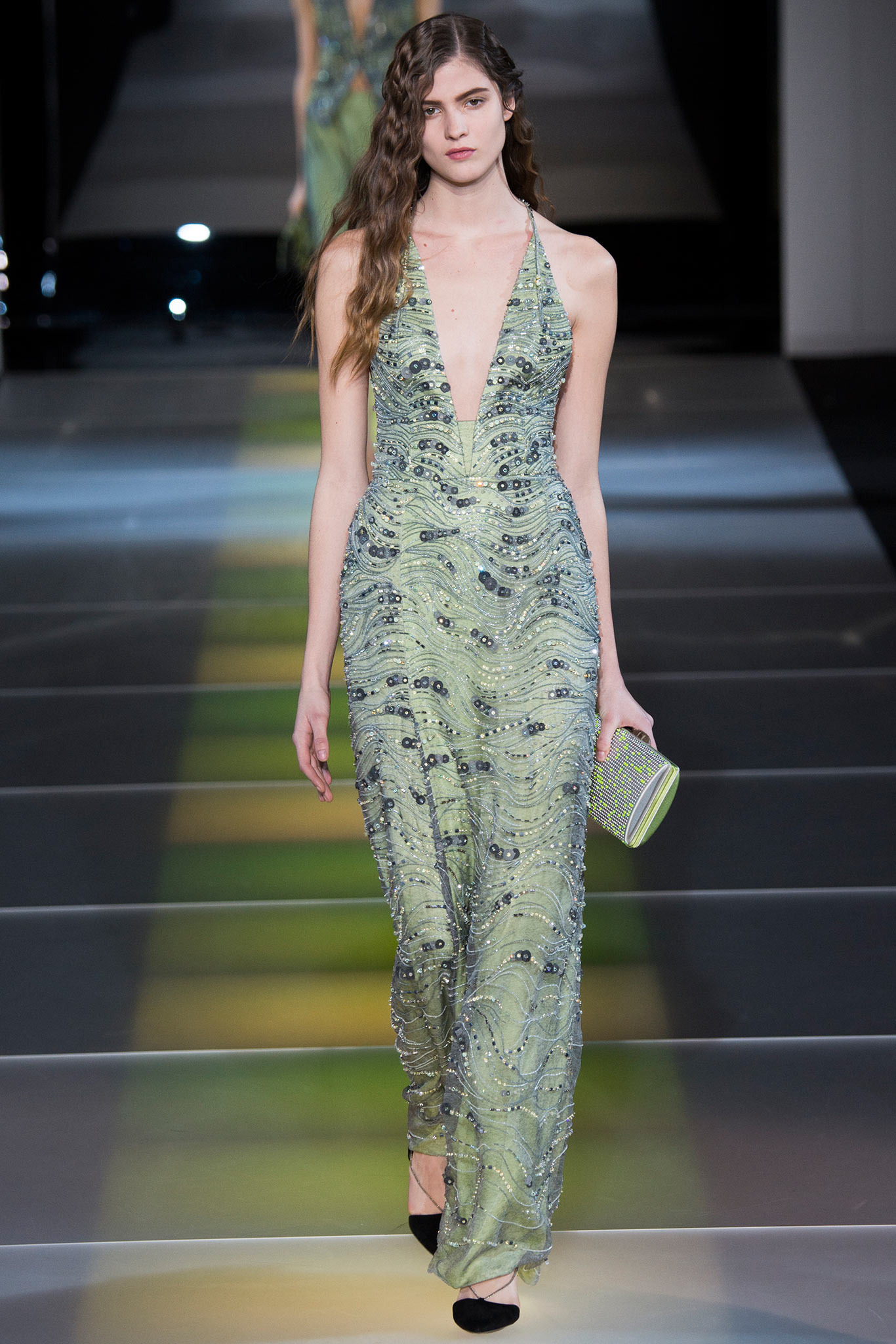 Milan Fashion Week Fall 2014 RTW: Giorgio Armani – Ani & Izzy