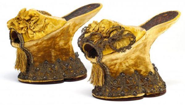 on a pedestal the history of platform shoes anibundel