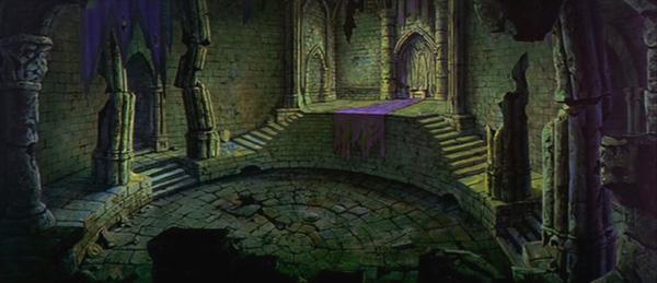 Disney's Sleeping Beauty backdrop2