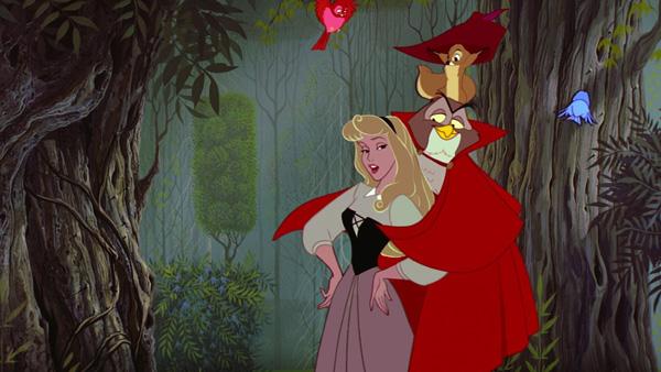 Disney's Sleeping Beauty backdrop3