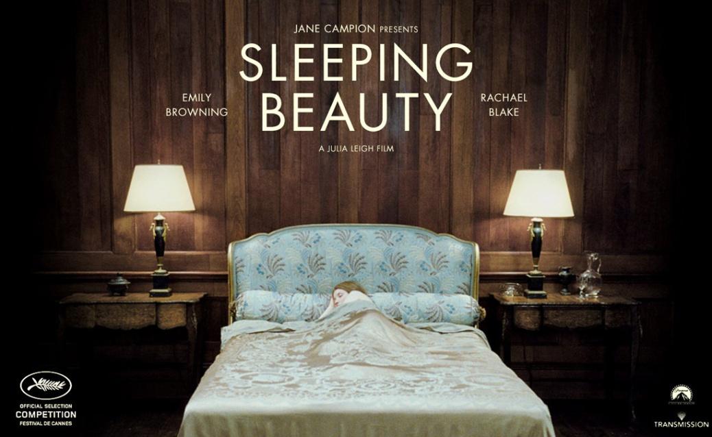 Sleeping Beauty 2011 title