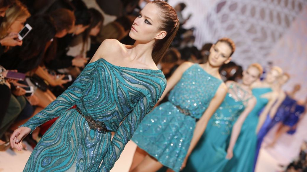 APphoto_Paris Fashion Zuhair Murad