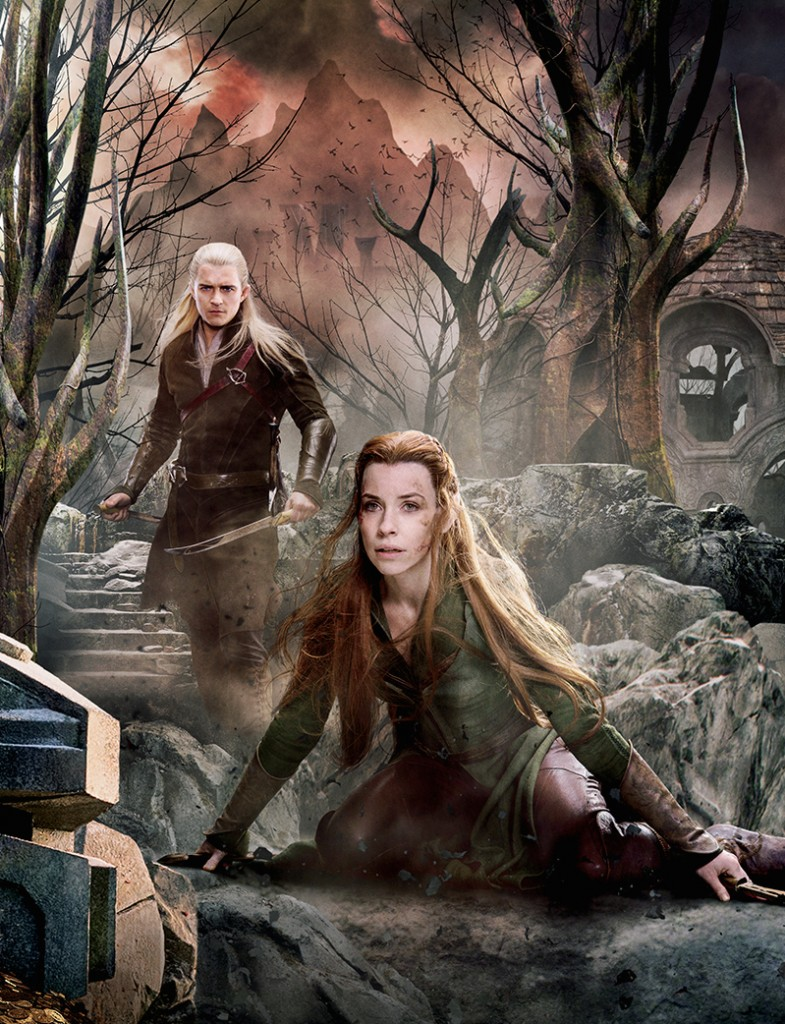 """The Hobbit: Battle of The Five Armies"" Ginormous Banner ..."