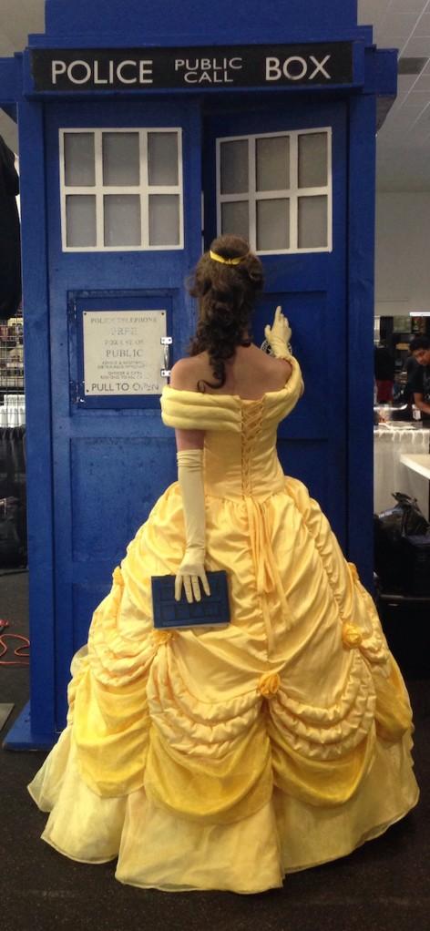 beauty-TARDIS