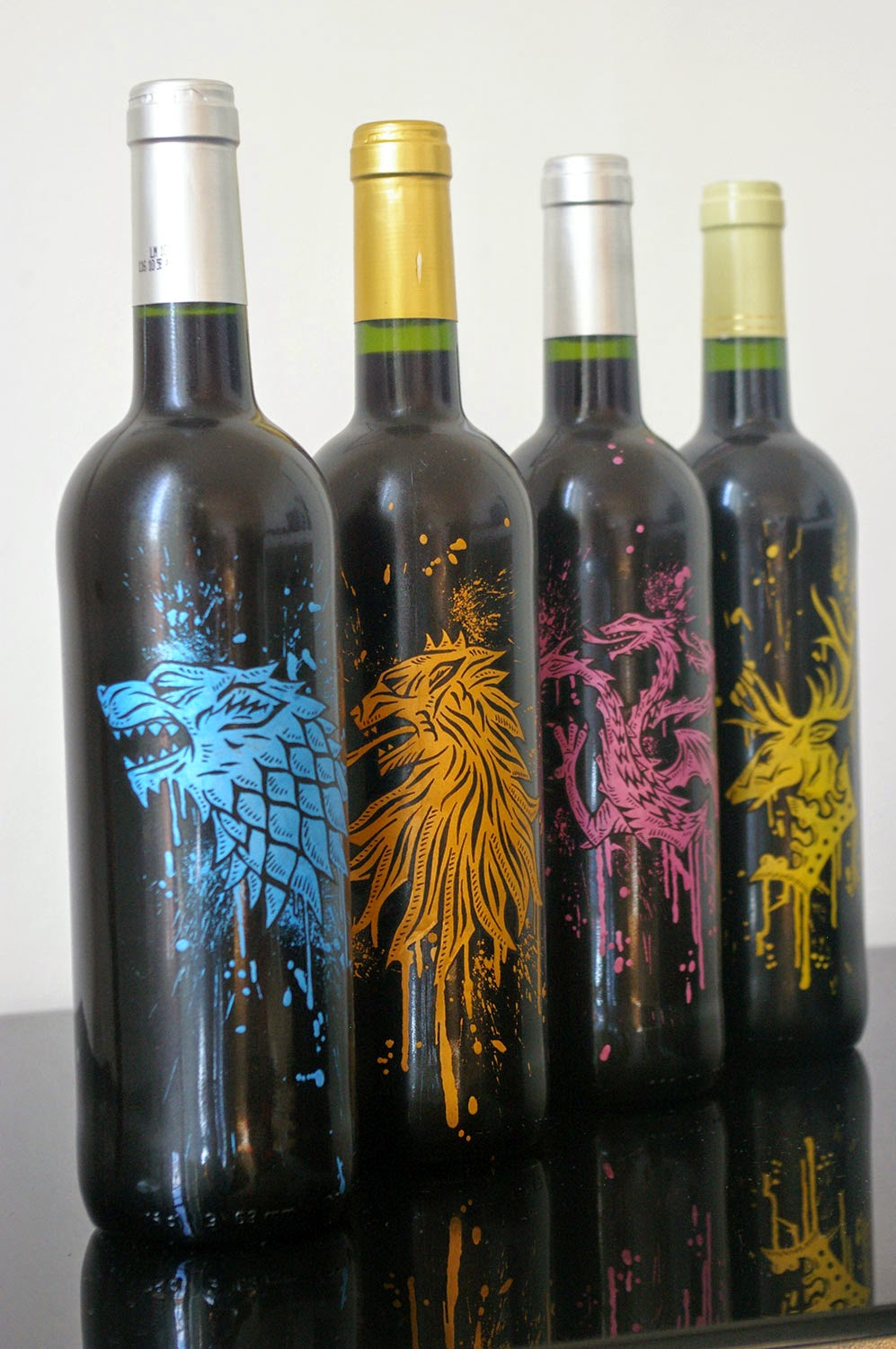 Game Of Thrones Wine Set Ani Amp Izzy