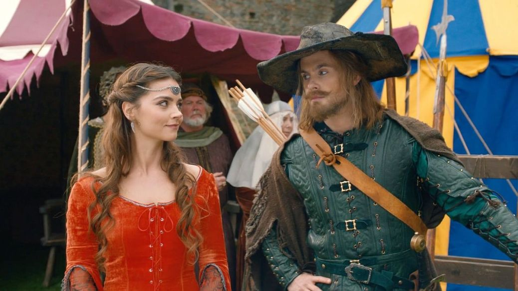 Robin Hood and Clara