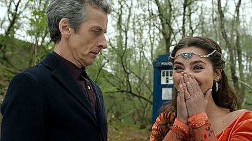 doctor and clara