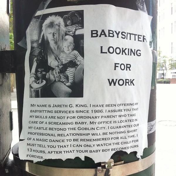 bowiebabysitter