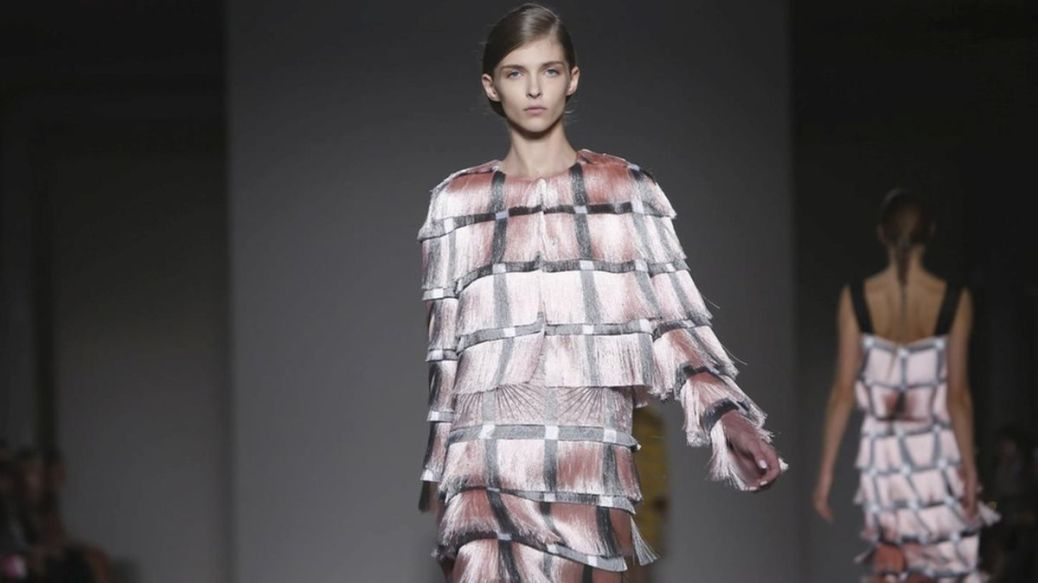 Marco de Vincenzo, Ready to Wear Collection, Spring Summer 2015 in Milan