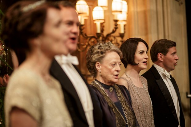 downton abbey season 2 christmas special online