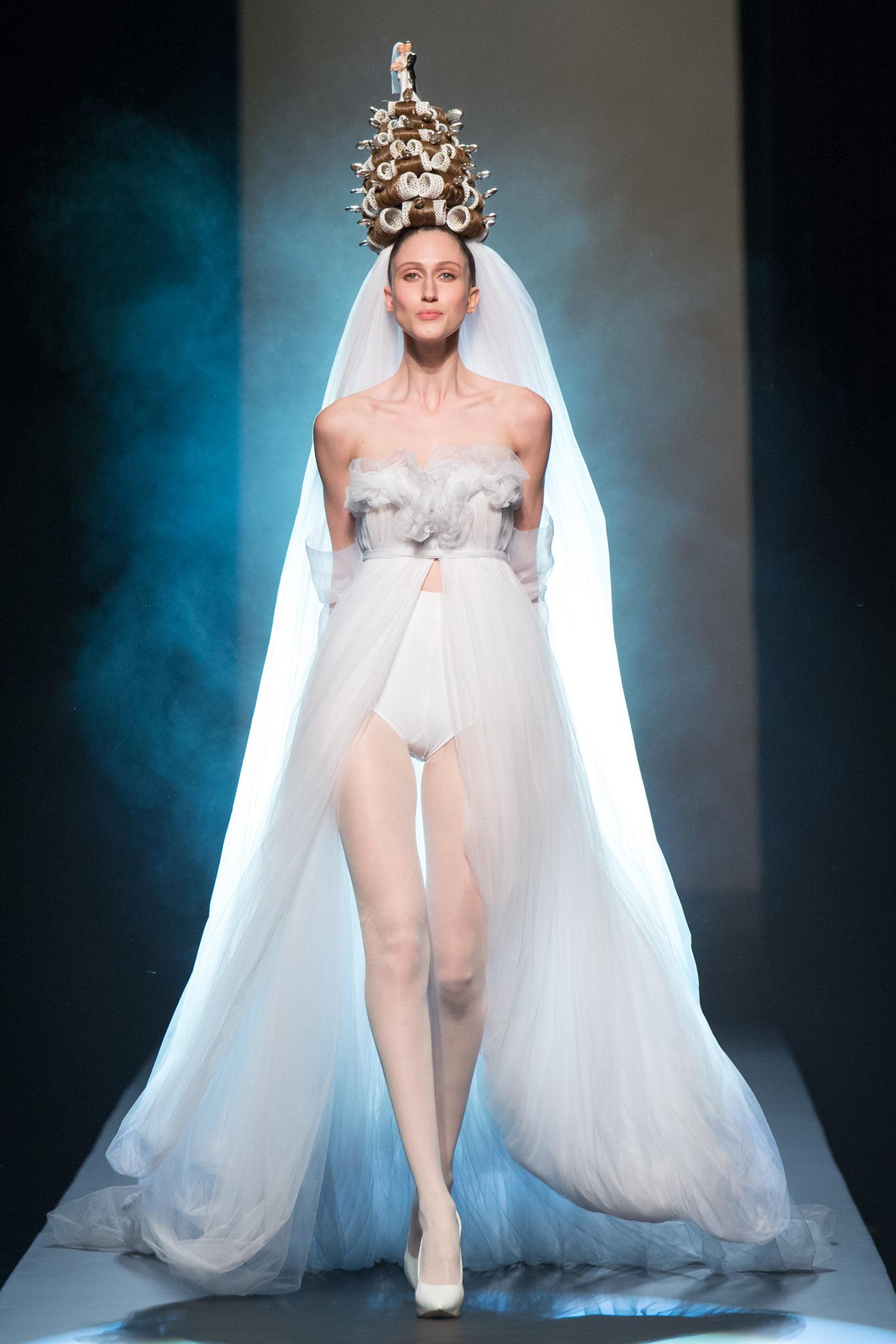 Paris Spring 2015 Couture: Jean Paul Gaultier – Ani & Izzy