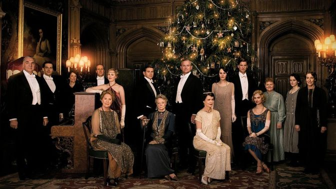 DowntonAbbeychristmasbanner