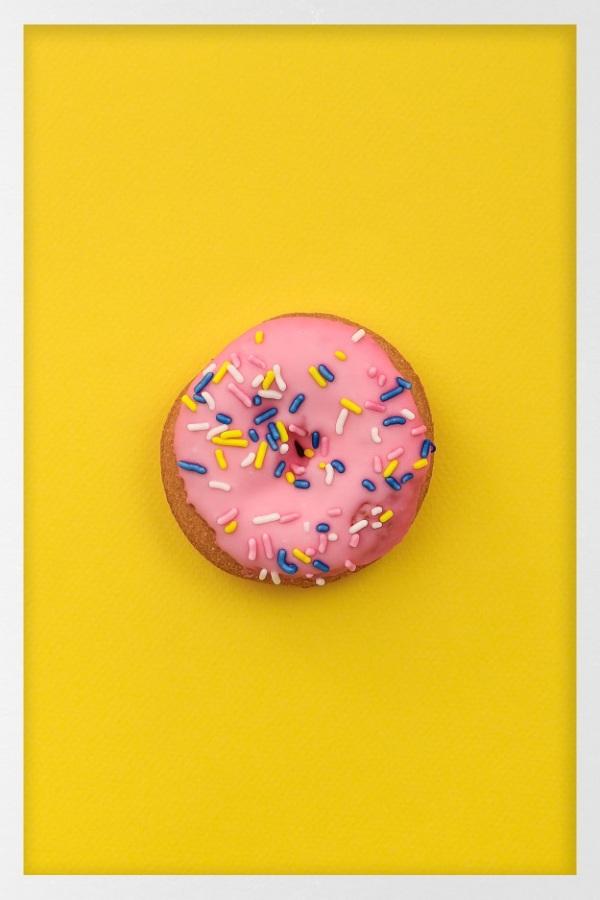 homer-simpsons-donut-poster