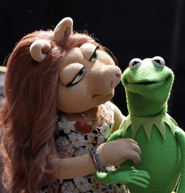 Kermit and Denise