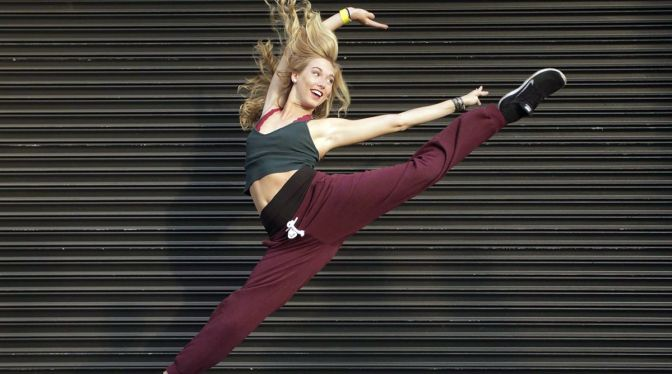 Dancers show off their best moves!