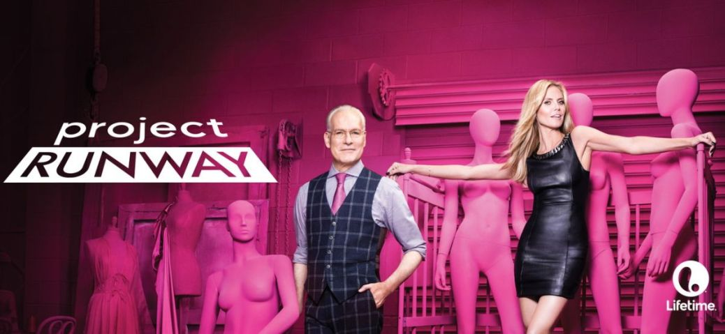 Project Runway banner