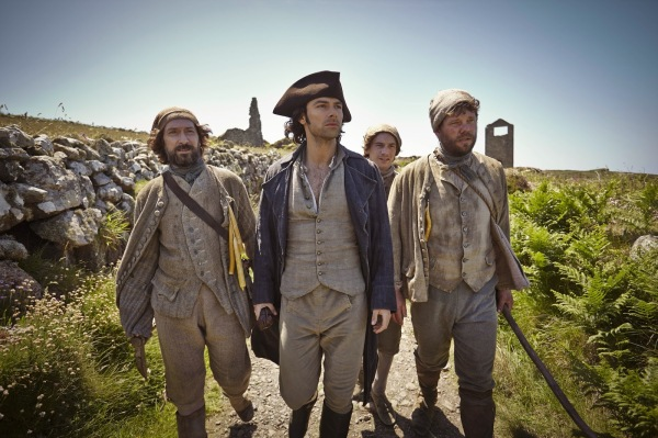 5 poldark miners