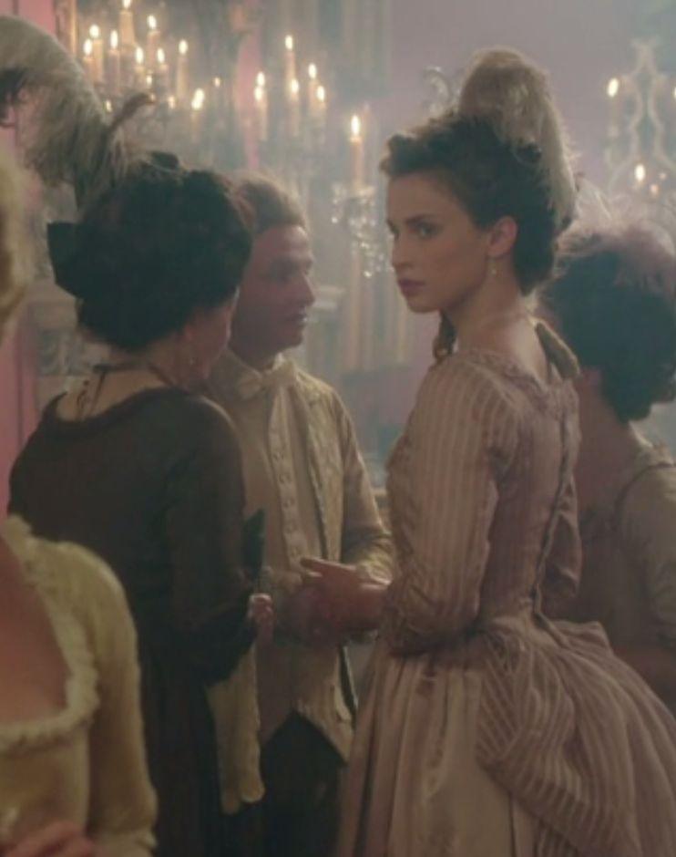 elizabeth ballgown
