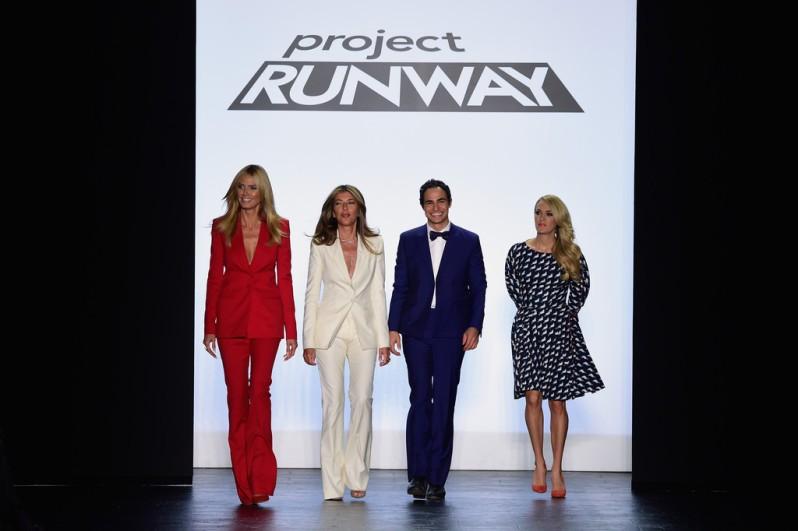 Project Runway Judges Spring 2016