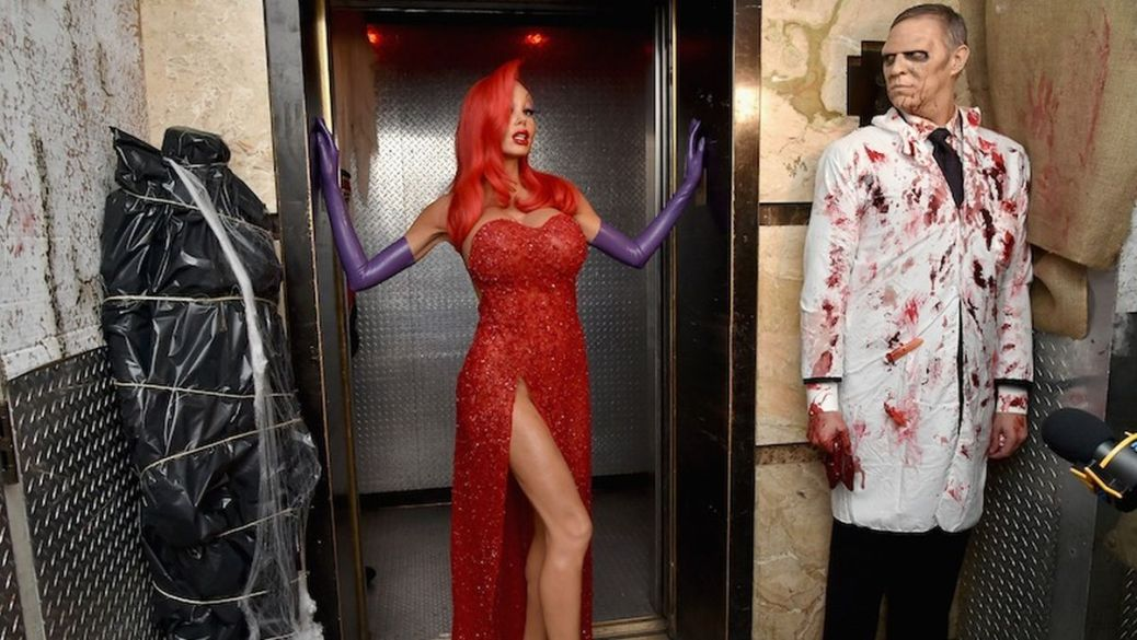 Heidi Klum's 16th Annual Halloween Party sponsored by GSN's Hellevator And SVEDKA Vodka At LAVO New York - Inside