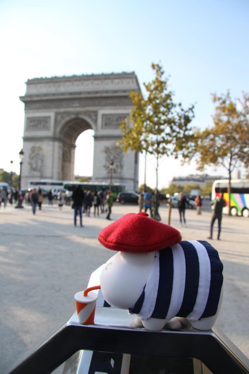 2 Arc de Triomphe 1