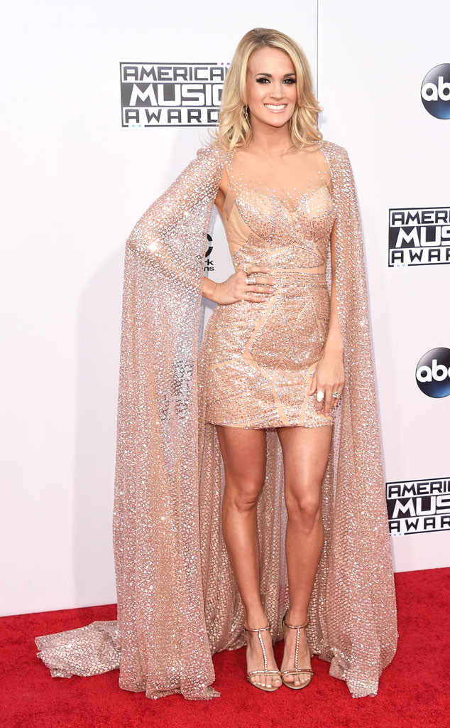 25 Carrie Underwood Elie Madi