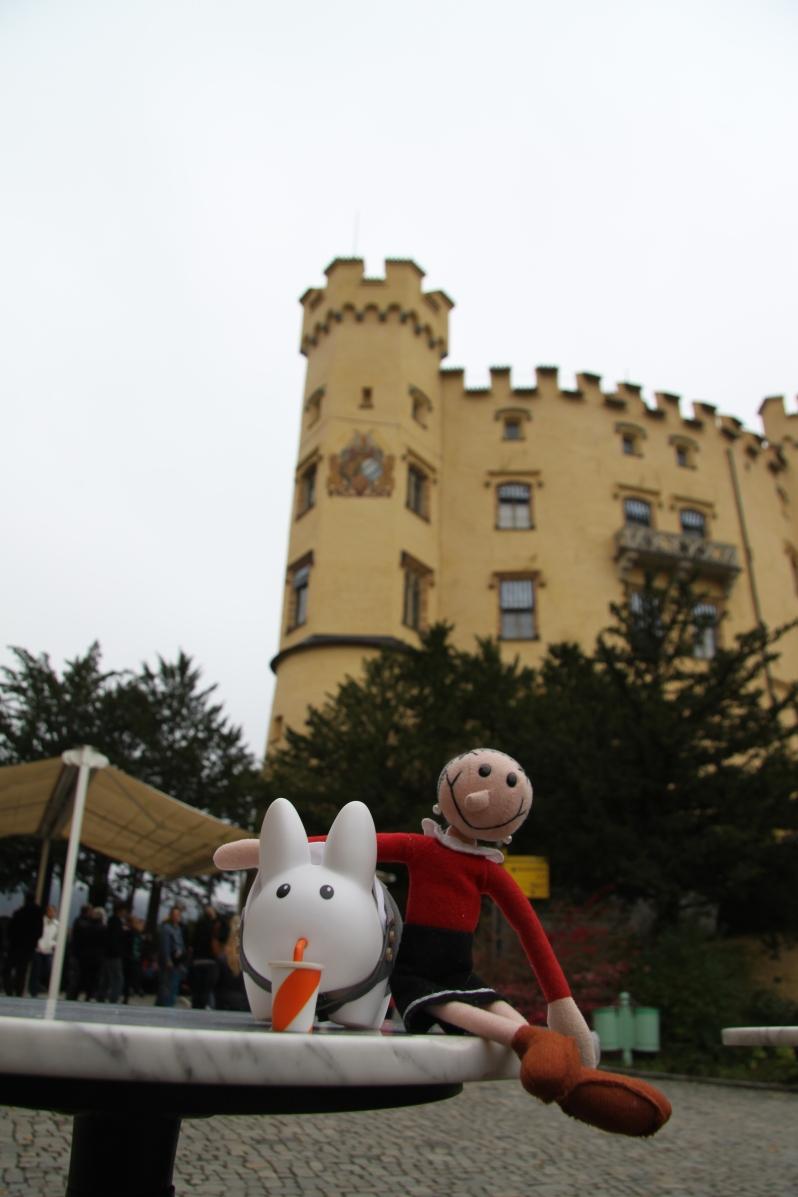 Füssen-Hohenschwangau Castle 5