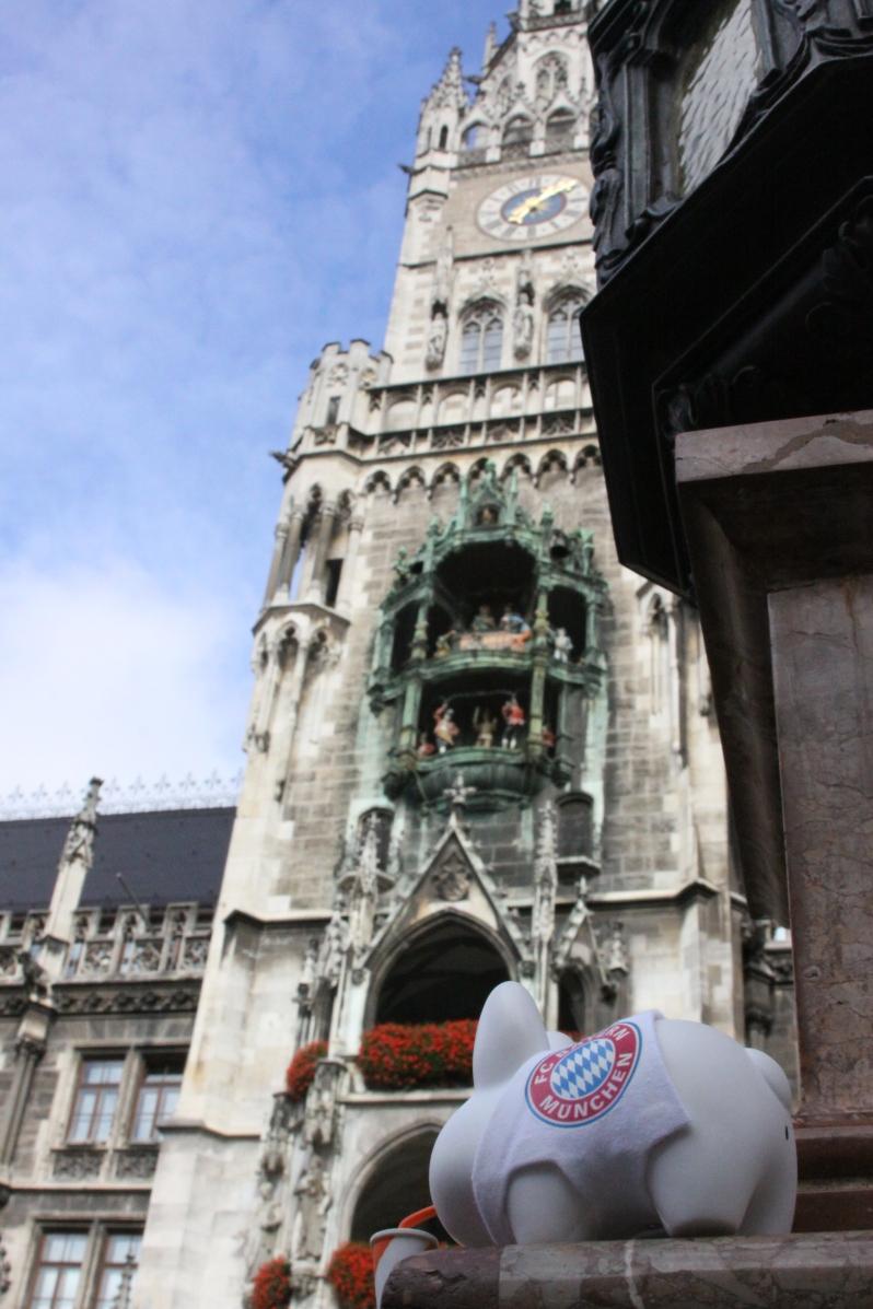 Munich-Glockenspiel 1