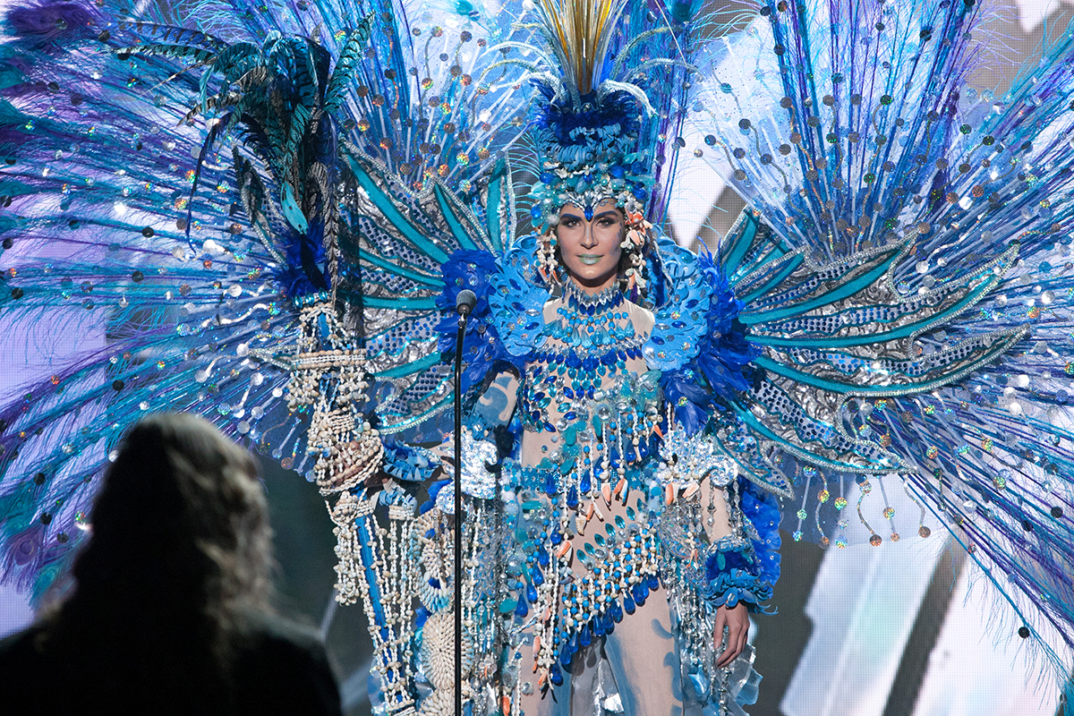 Miss Universe 2015 National Costumes Round Up
