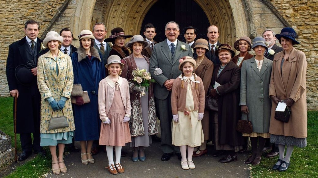 downton abbey episode 3 banner
