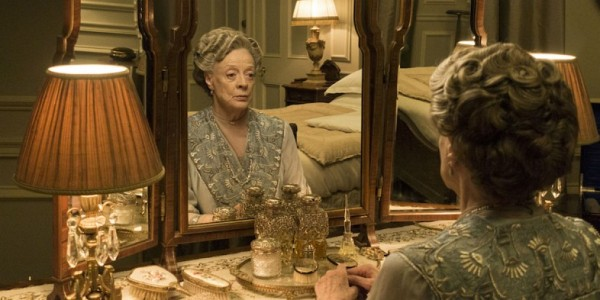 Dowton-Abbey-Season-6-Premiere-Dowager-Countess