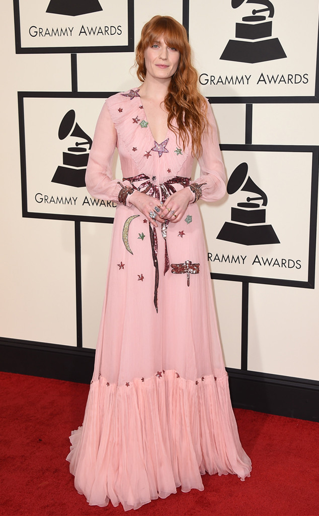 13 Florence-welch In Gucci
