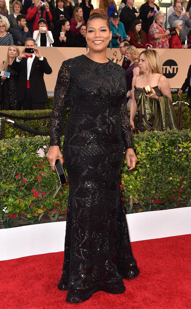 13 Queen Latifah In Michael Costello