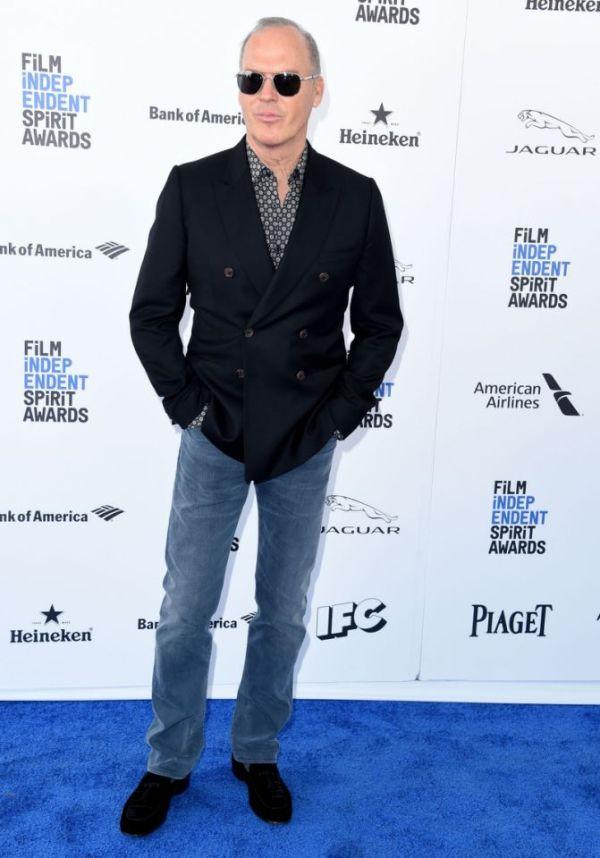 18 Michael Keaton