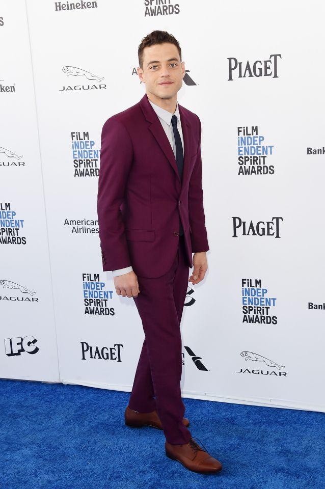 Best And Most Relaxed Of The Spirit Awards Red Carpet