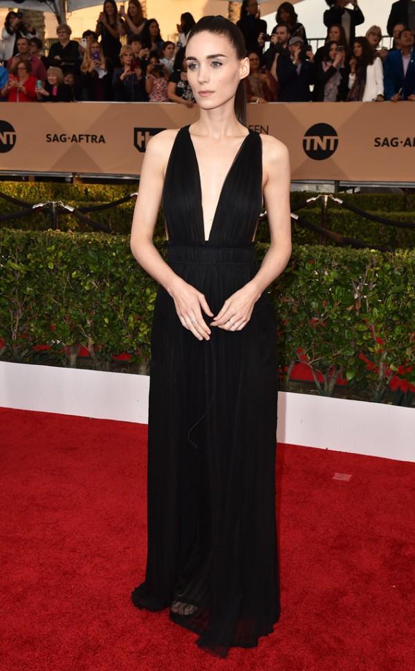 27 Rooney Mara in Valentino
