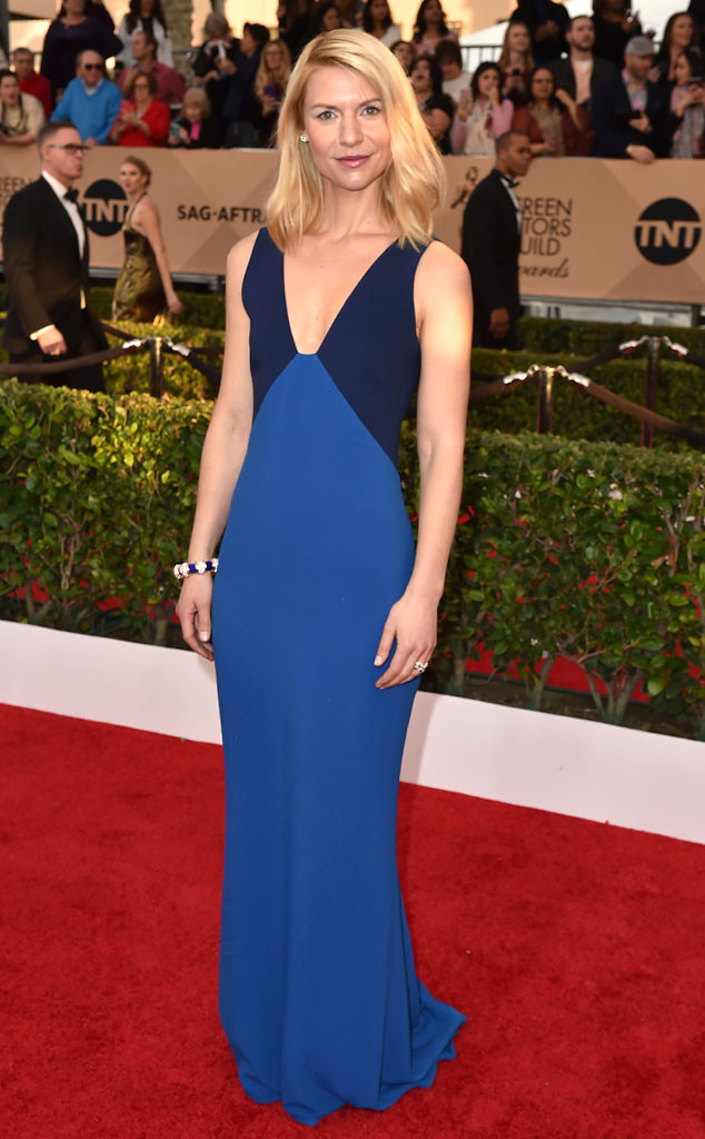 29 Clare Danes in Stella McCartney