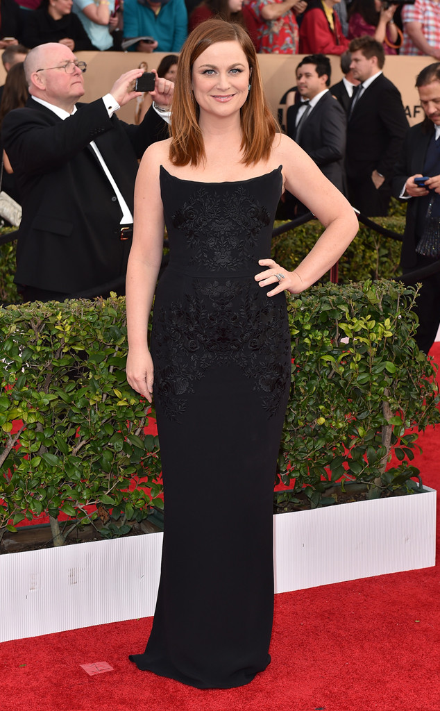 31 Amy Poehler In Stella McCartney