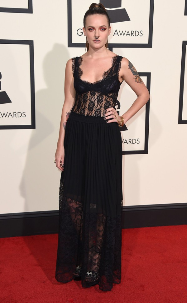 37 Tove-lo In Malene Birger (and Givenchy nose ring)