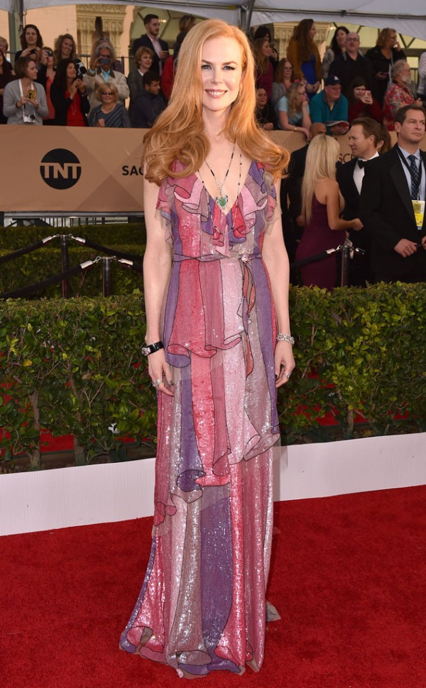 4 Nicole Kidman in Gucci