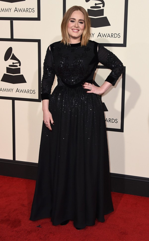 6 Adele In Givenchy