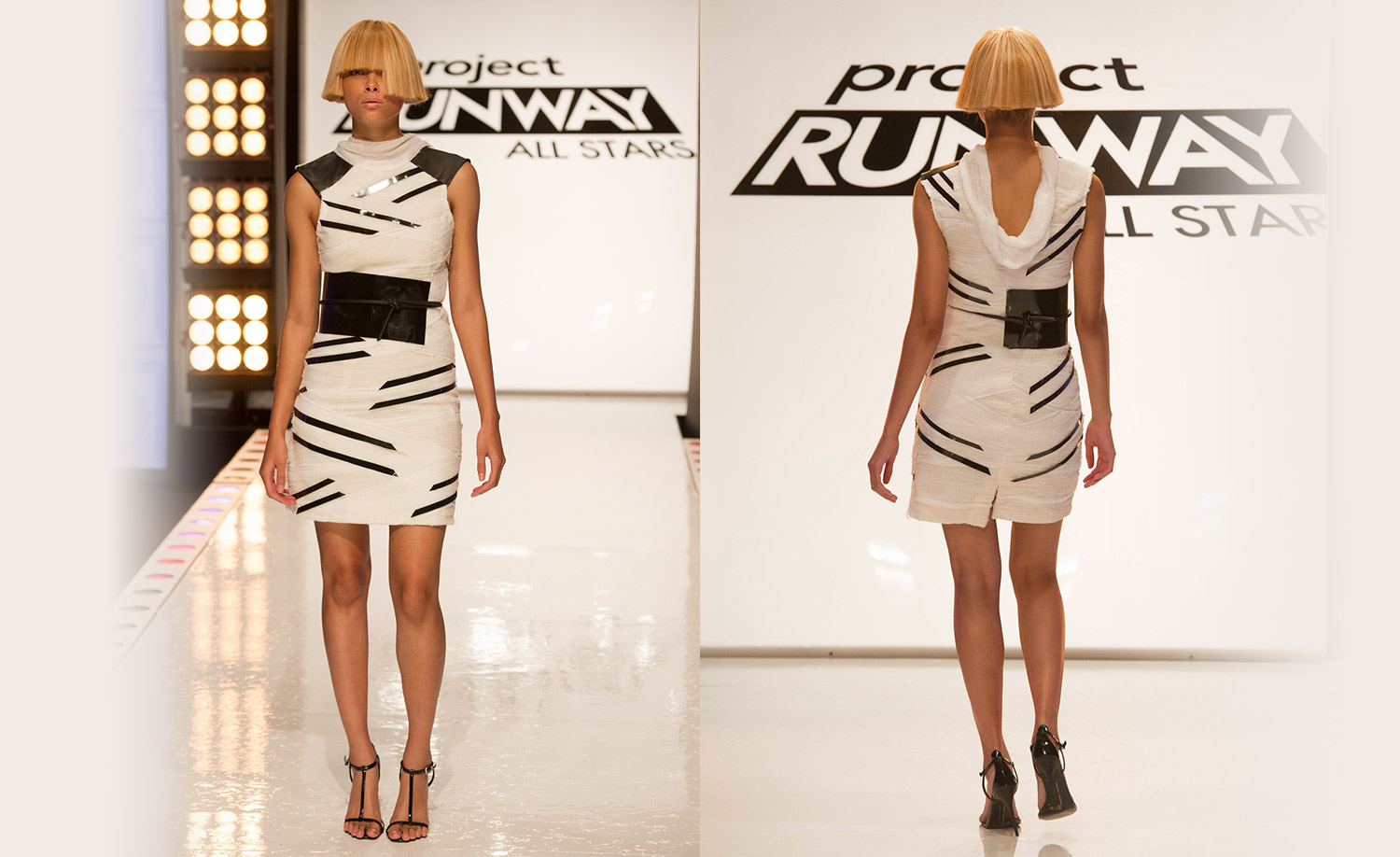 Project Runway All Stars: Dial 911 – Ani & Izzy