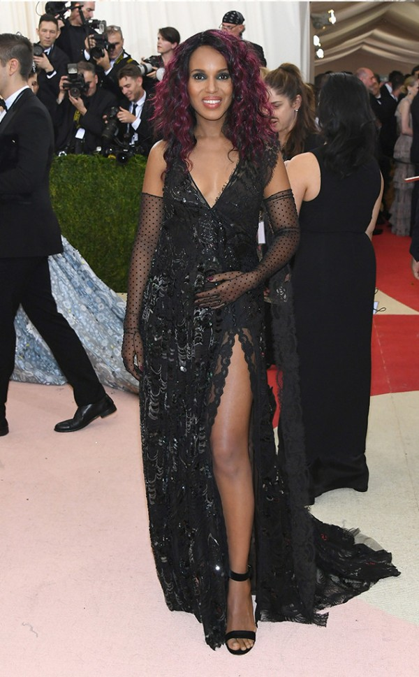 17 Kerry-washington In Marc Jacobs