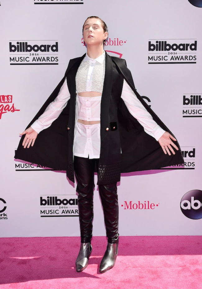 LAS VEGAS, NV - MAY 22: Internet personality Trevor Moran attends the 2016 Billboard Music Awards at T-Mobile Arena on May 22, 2016 in Las Vegas, Nevada. (Photo by David Becker/Getty Images)